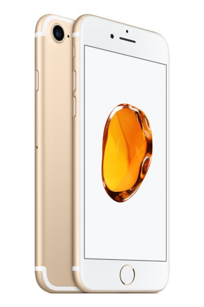 "Apple iPhone 7 32GB Gold LTE iOS Smartphone ohne Simlock 4,7"" Display 12 MPX"