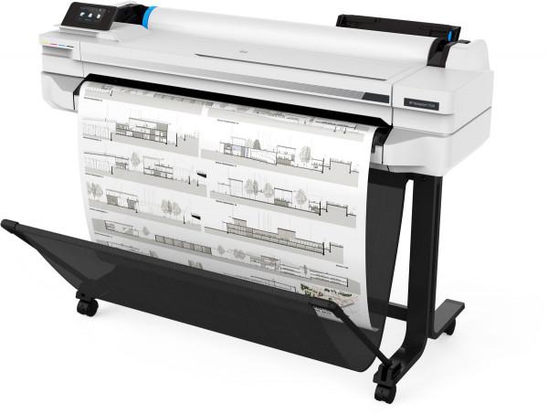 HP DesignJet T530 Großformatdrucker A0