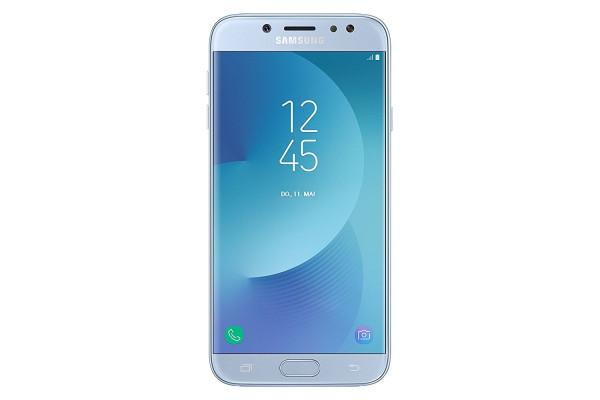 "Samsung Galaxy J7 2017 blau 16GB DualSim LTE Android Smartphone 5,5"" Display"