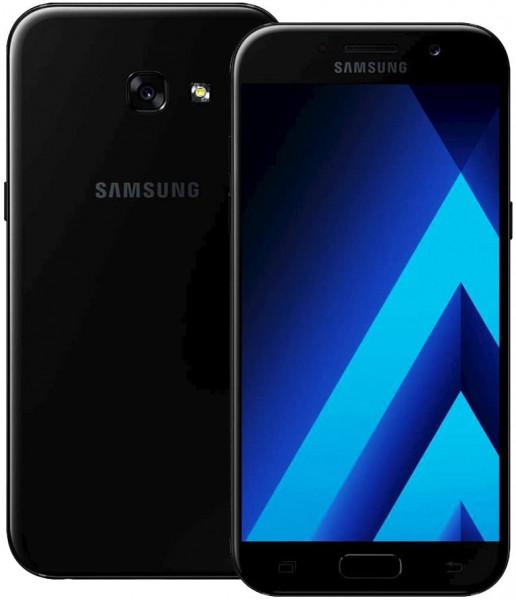 Samsung A520F Galaxy A5 2017 Dualsim schwarz 32GB