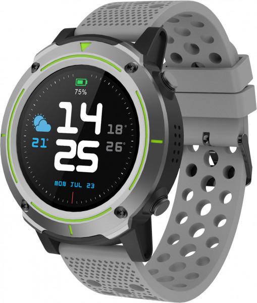Denver Bluetooth Smartwatch SW-510 grau GPS
