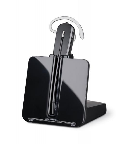 Plantronics CS540A Büro schnurlos Dect Headset Monaural Office Kopfhörer