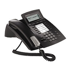 AGFEO Systemtelefon ST22 schwarz