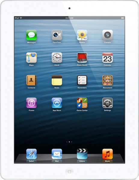 apple ipad 4 wei 16gb wifi 4g smallbug technik. Black Bedroom Furniture Sets. Home Design Ideas