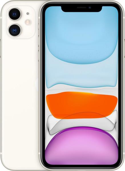 Apple iPhone 11 weiß 64GB