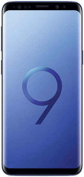 "Samsung Galaxy S9 DualSim Blau 64GB LTE Android Smartphone 5,8"" Display 12MPX"