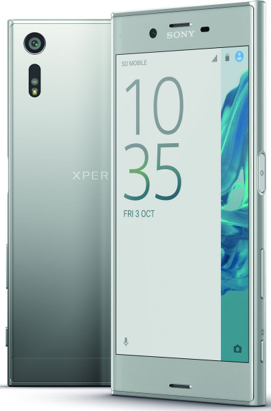 "Sony Xperia XZ silber 32GB LTE Android Smartphone ohne Simlock 5,2"" Display 23MP"