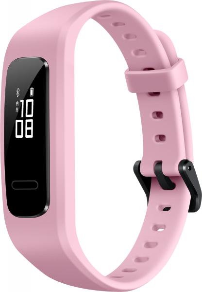 Huawei Band 3e, Dogwood Pink Fitness-Armband Activity Tracker Laufen Schwimmen