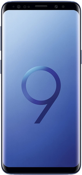 "Samsung G960F Galaxy S9 Blau 64GB LTE Android Smartphone 5,8"" Display 12MPX"