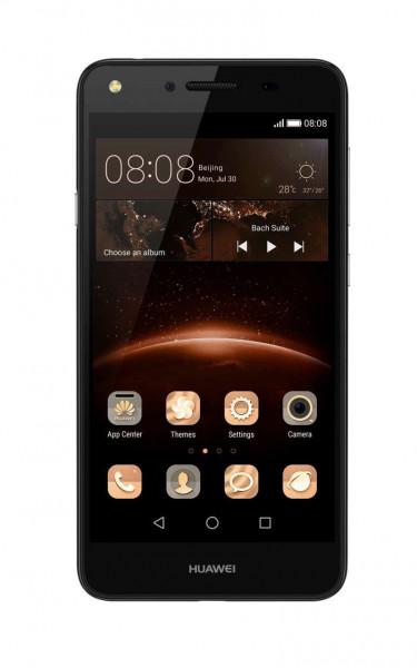 "Huawei Y5 II schwarz Dual SIM 8GB LTE Android Smartphone ohne Simlock 5"" Display"