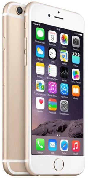 "Apple iPhone 6 Plus 128GB Gold LTE iOS Smartphone ohne Simlock 5,5"" Display 8MPX"