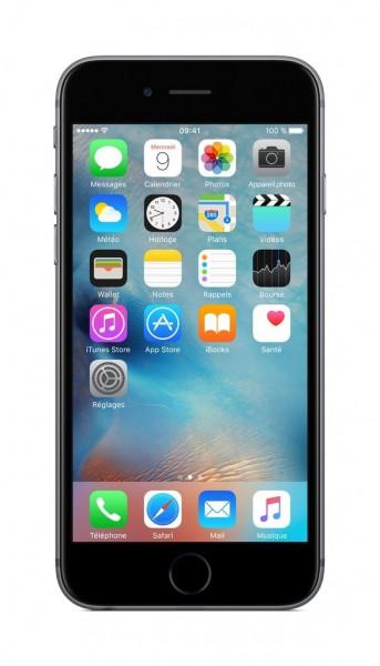 "Apple iPhone 6s SpaceGrau 128GB LTE iOS Smartphone o. Simlock 4,7"" Display 8MPX"