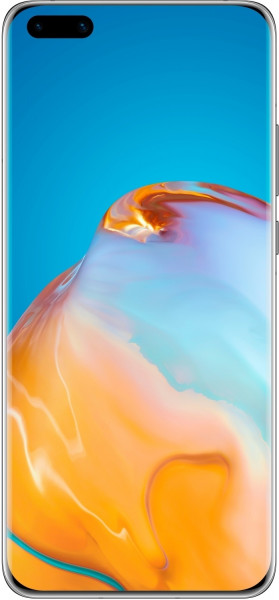 """Huawei P40 Pro DualSim schwarz 256GB 5G LTE Android Smartphone 6,58"""" 50 MPX"""