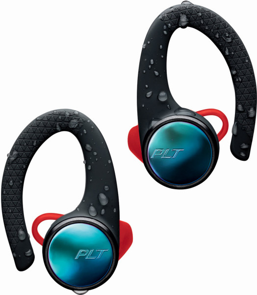 Plantronics BACKBEAT FIT 3100 HEADSET BLACK WW Bluetooth Fitness Kopfhörer 22g