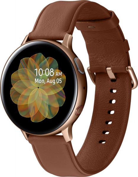 Samsung SM-R825FS Galaxy Watch Active2 Steel 44mm (LTE), gold
