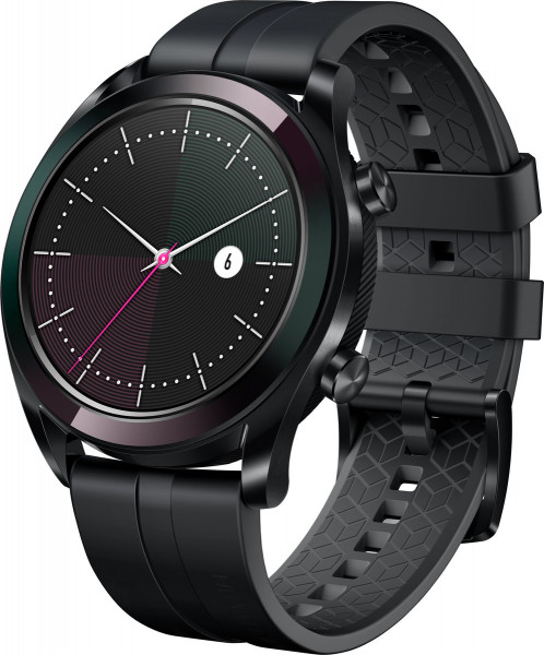 Huawei Watch GT Elegant, Black Wie Neu