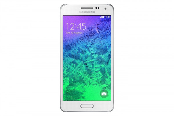 "Samsung Galaxy Alpha Weiß 32GB LTE Android Smartphone 4,7"" Display ohne Simlock"