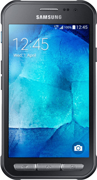 """Samsung G388F Galaxy XCover 3 dunkelsilber LTE Android Smartphone 4,5"""" Display"""