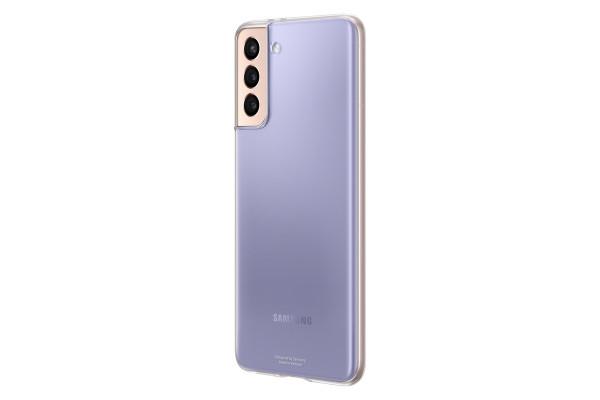 Samsung Clear Cover EF-QG996 für Galaxy S21+, Transparent