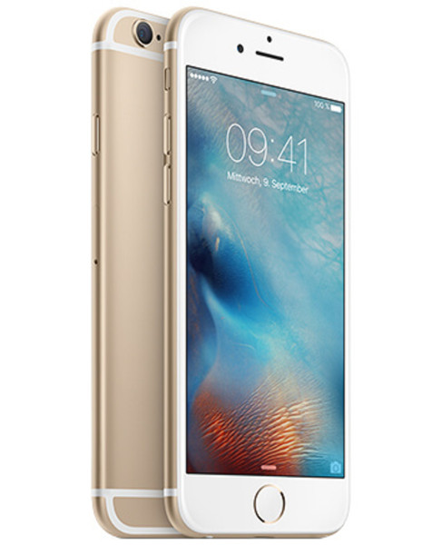 Apple iPhone 6s Plus 32GB Gold LTE Smartphone 5,5 Zoll Display ohne Simlock
