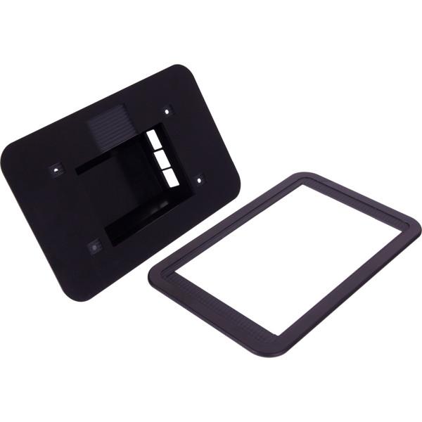 """Raspberry Pi Gehäuse für 7"""" Touchscreen Display Neuwertig"""