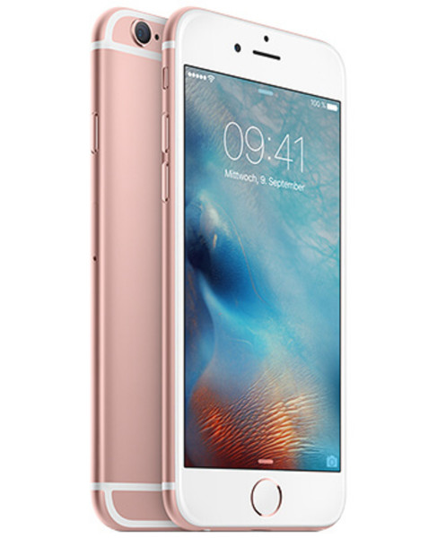 "Apple iPhone 6s 32GB Roségold IOS LTE Smartphone ohne Simlock 4,7"" Display 12 MP"