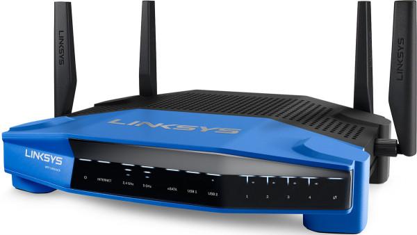 Linksys WRT1900ACS,open WRT Ultra Smart Wi-Fi Router AC1900 2
