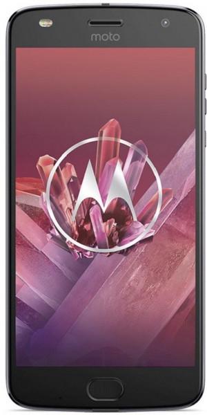 "Motorola Moto Z2 Play DualSim grau 64GB LTE Android Smartphone 5,5"" Display 12MP"