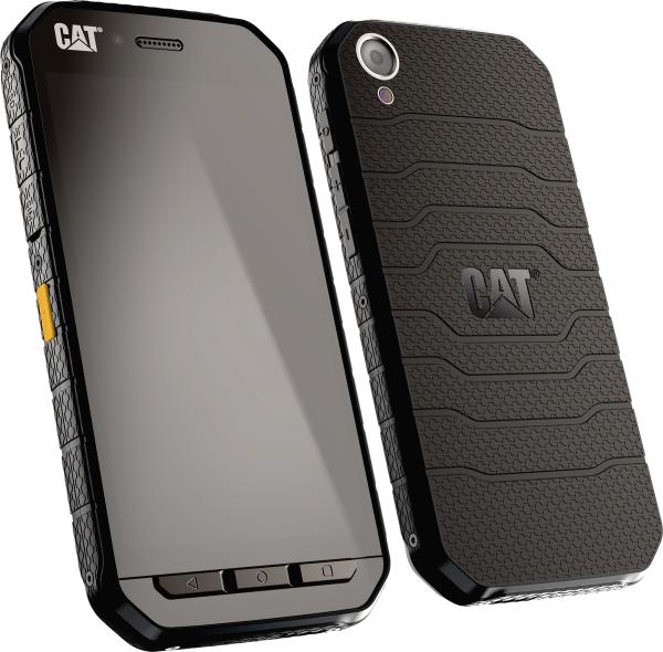 """CAT S41 schwarz 32GB LTE Android Outdoor Smartphone 5"""" Display 13 Megapixel"""