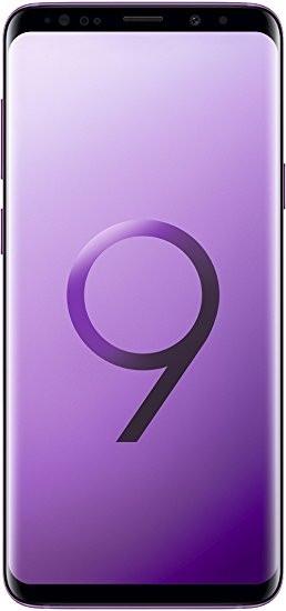 "Samsung G965F Galaxy S9+ lilac purple 128GB LTE Android Smartphone 6,2"" 12MPX 4K"