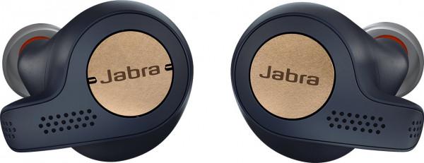 JABRA Elite 65t Active blue Bluetooth Headset Wireless-Kopfhörer Bluetooth 5h