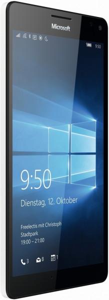 """Microsoft Lumia 950 XL 32GB weiß LTE Windows 10 Smartphone 5,7"""" Display 20 MPX"""