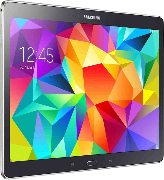 SAMSUNG Galaxy Tab S grau 10.5 WIFI 16GB 10,5 Zoll Display Android Tablet PC 8MP
