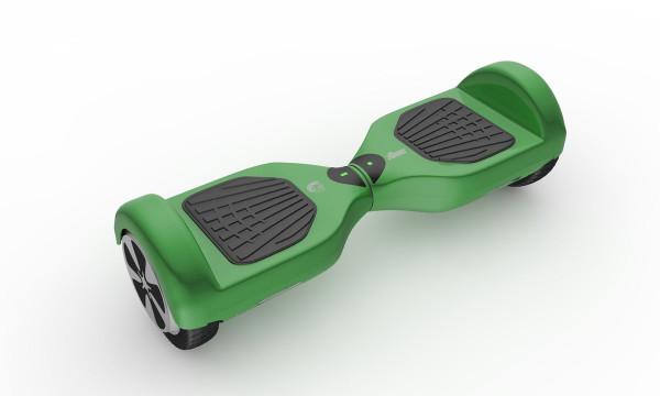 Cat 2Droid Elektrisches Zweirad Board grün Scooter 15 km/h Elektromotor