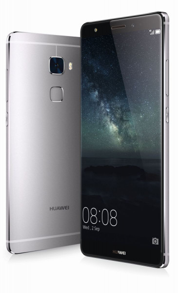 "Huawei Mate S grau 5,5"" Display LTE Android Smartphone ohne Simlock 32GB 13MPX"