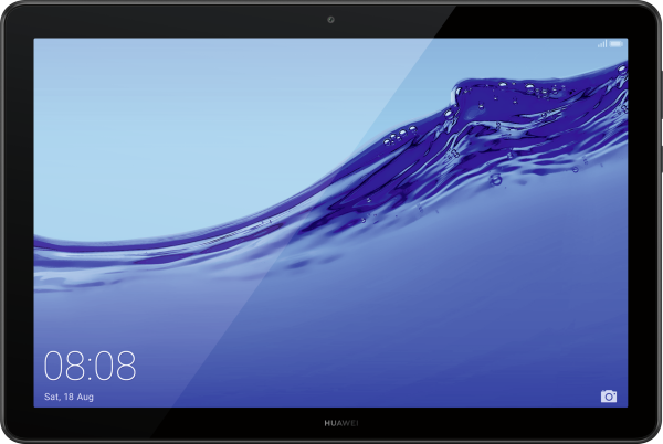"Huawei Mediapad T5 10.1 schwarz 32GB WiFi Android Tablet 10,1"" Display 5MPX"