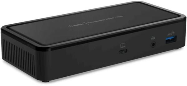 Belkin Thunderbolt™ 3 Dock Plus incl. 0.8m Thunderbolt 3 Kabel Wie Neu