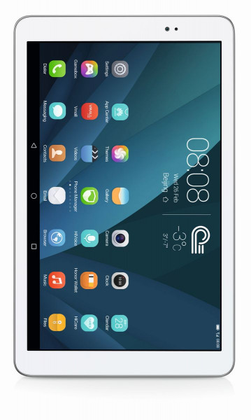 Huawei MediaPad T1 weiß LTE WiFi WLAN Android Tablet PC 10 Zoll Display 1GB RAM