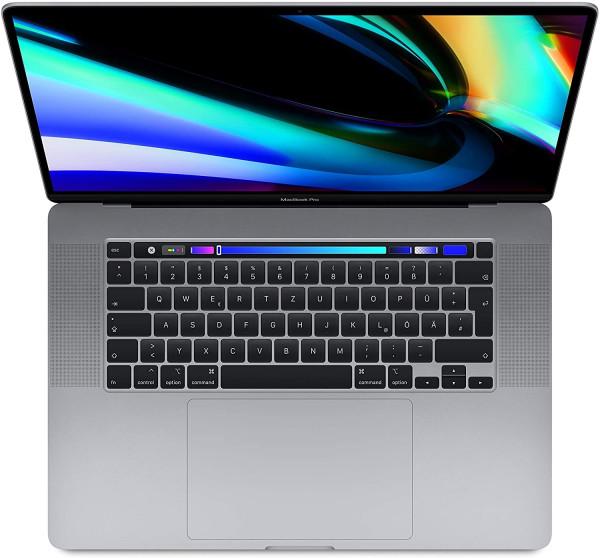 """Apple MacBook Pro 16"""" i9 2,3GHz 16GB 1TB SSD spacegrau Wie Neu"""