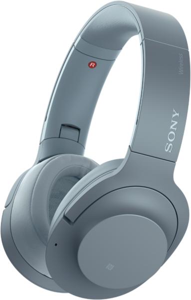 SONY On-Ear Kopfhörer WH-H900N blau