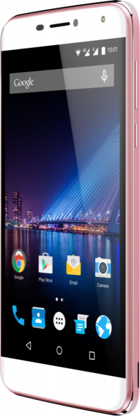 Phicomm Energy 3+ rose gold 16GB LTE Android Smartphone ohne Simlock 5,5 Zoll