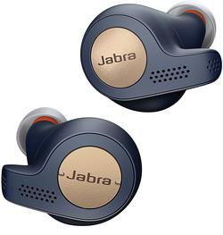 JABRA Elite 65t Active blue Bluetooth Headset 5h Laufzeit spritzwassergeschützt