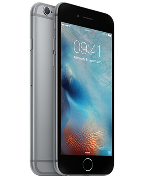 "Apple iPhone 6s Plus 32GB Spacegrau LTE IOS Smartphone ohne Simlock 5,5"" Display"
