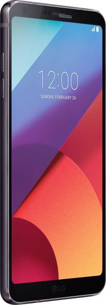 "LG G6 schwarz 32GB LTE Android Smartphone ohne Simlock 5,7"" Display 13 Megapixel"