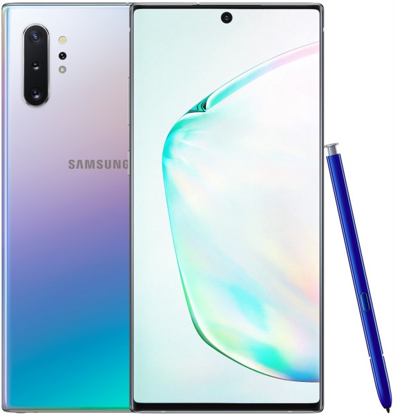 Samsung N976B Galaxy Note 10 Plus 5G Aura silber 256GB