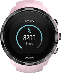 Suunto Spartan Damen Pulsuhr pink Smartwatch Fitness & Schlaftracker GPS BT
