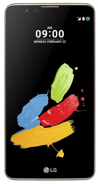 "LG Stylus 2 braun16GB LTE Android Smartphone ohne Simlock 5,7"" Display 13 MPX"