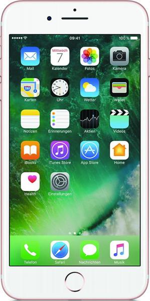 Apple iPhone 7 Plus 256GB Rosegold IOS LTE Smartphone ohne Vertrag ohne Simlock