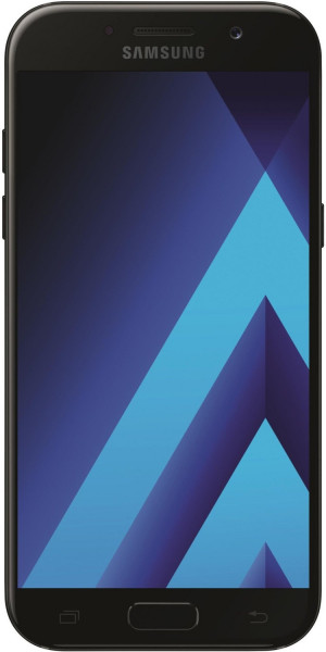 "Samsung Galaxy A5 2017 schwarz 32GB LTE Android Smartphone 5,2"" Display 16 MPX"